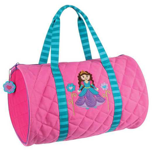 SJ830104: SJ  QUILTED DUFFLE  PRINCESS