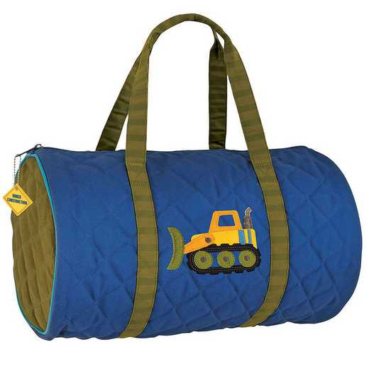 SJ830109: SJ  QUILTED DUFFLE  CONSTRUCTION