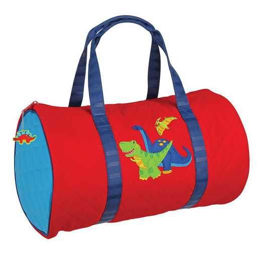 SJ830159A: SJ  QUILTED DUFFLE  DINO