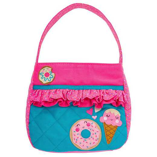 SJ850172C: SJ  QUILTED PURSE SWEETS