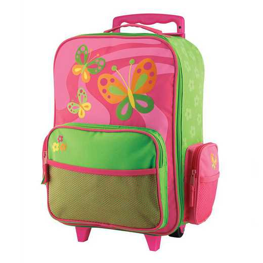 SJ800125A: SJ  CLASSIC ROLLING LUGGAGE  BUTTERFLY (S13)