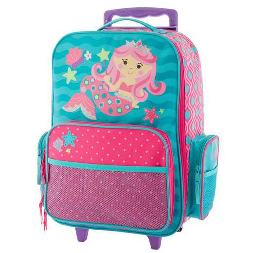 SJ800128: SJ  CLASSIC ROLLING LUGGAGE  MERMAID