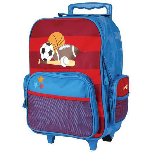 SJ800191: SJ  CLASSIC ROLLING LUGGAGE  SPORTS