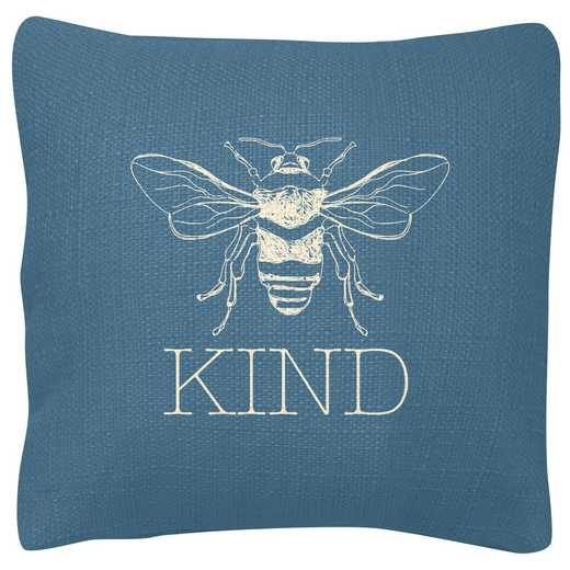 KA204865: Karma SQUARE PILLOWS BEE (S19)