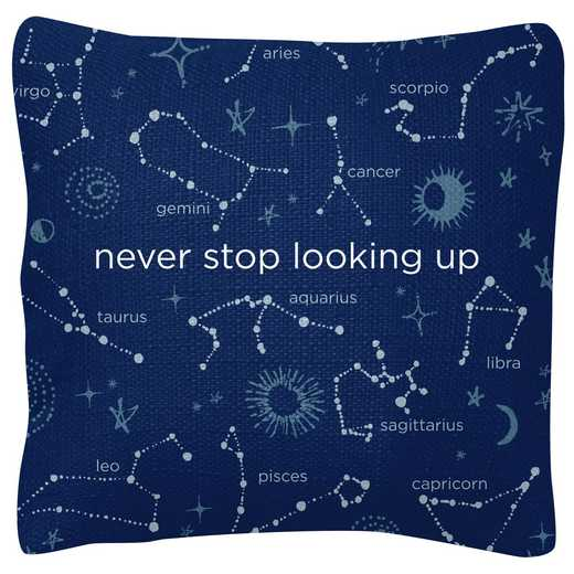 KA204889: Karma SQUARE PILLOWS COSMOS  (S19)