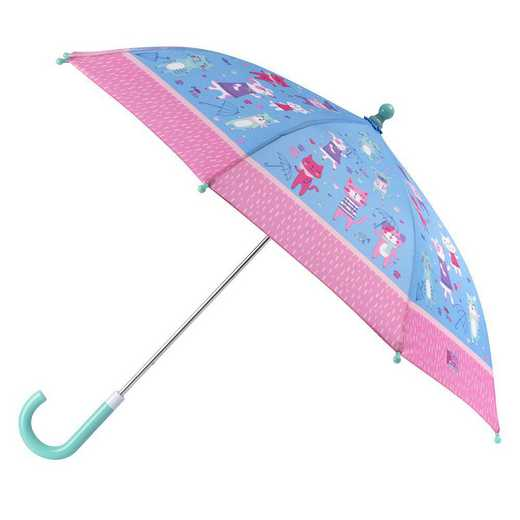 SJ870108Z: SJ  All Over Print CAT UMBRELLA