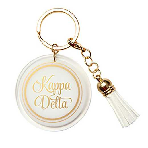 AA3005KD: Alex Co Acrylic Key Chain