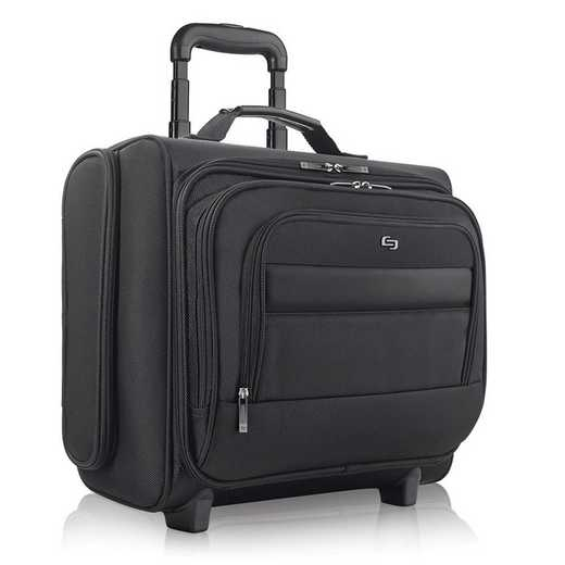 B64-4: Solo Columbus Rolling Overnighter Case