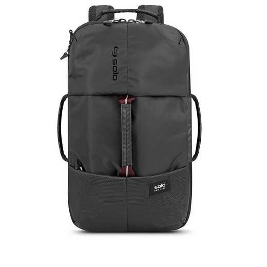 VAR600-4 : Solo All-Star Hybrid Backpack Duffel- Black