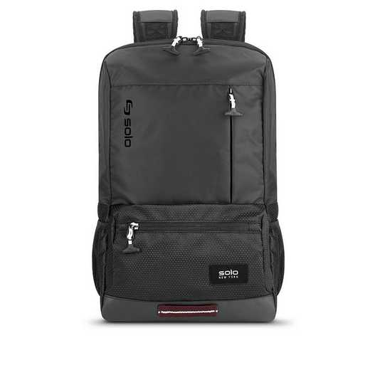 VAR701-4 : Solo Draft Backpack- Black
