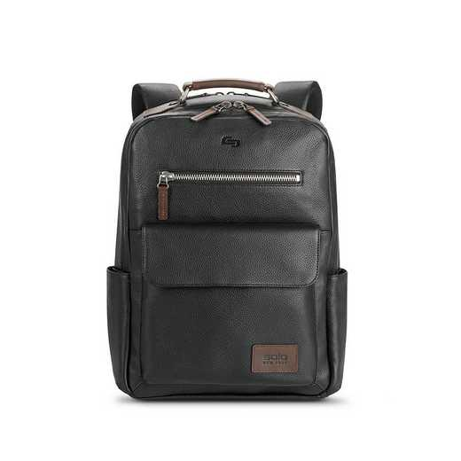 LEA700-4U2 : Solo Kilbourn Leather Backpack