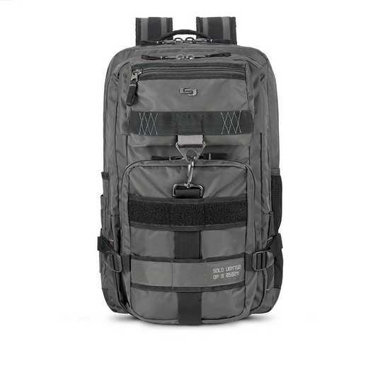 UBN750-10U2: Solo Altitude Backpack- Grey