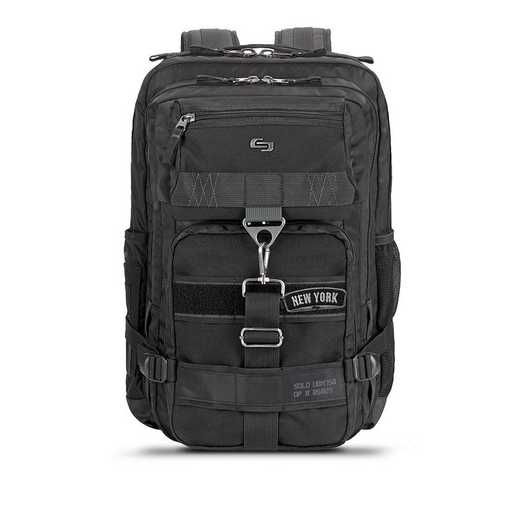 UBN750-4/10U2 : Solo Altitude Backpack- Black
