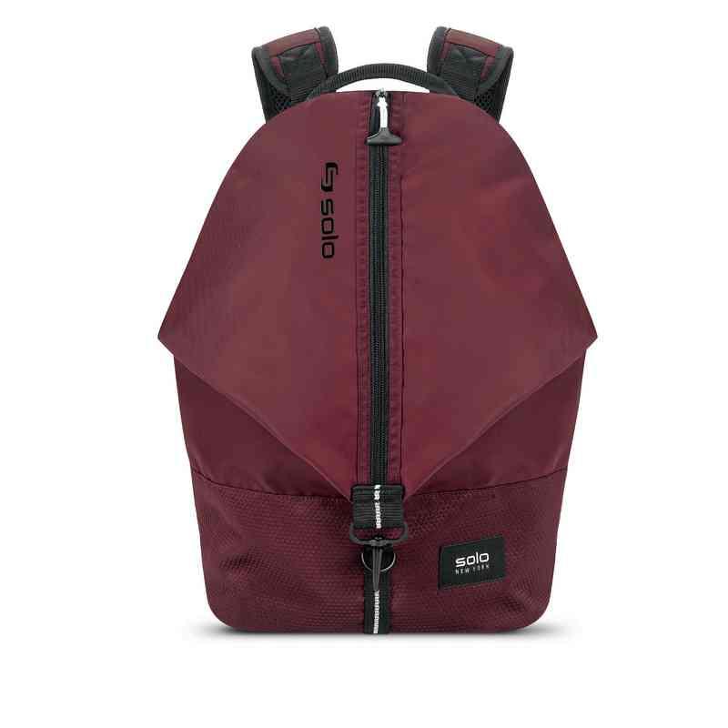 VAR700-60: Solo Peak Backpack- Burgundy