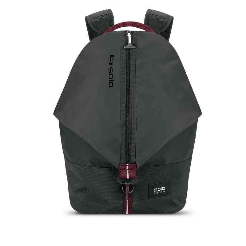 VAR700-4: Solo Peak Backpack- Black