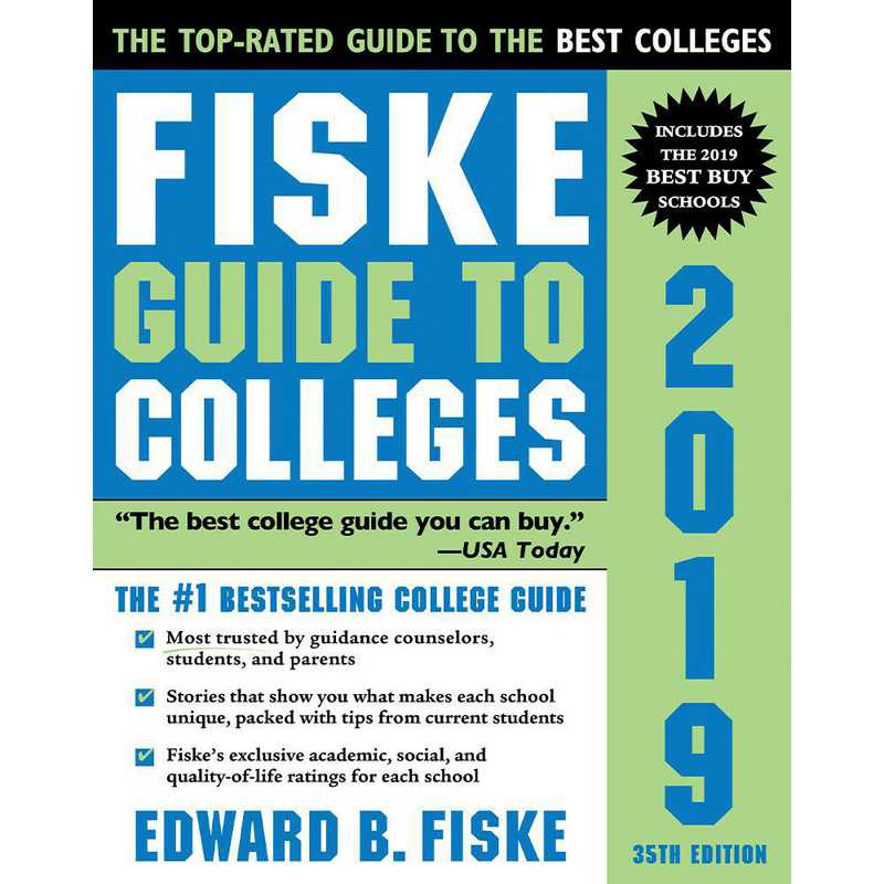 9781492662099: The best college guide you can buy!
