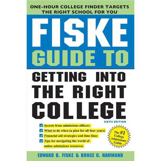 9781492633303: Get Accepted To The College That's Right For You