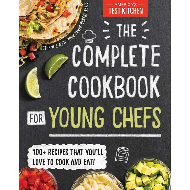 9781492670025: The Complete Cookbook for Young Chefs
