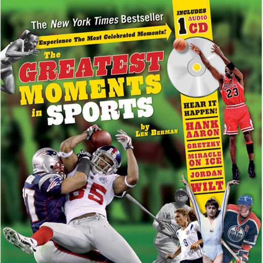 9781402220999: The Greatest Moments in Sports with CD