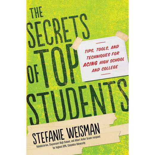 9781402280795: The Secrets of Top Students