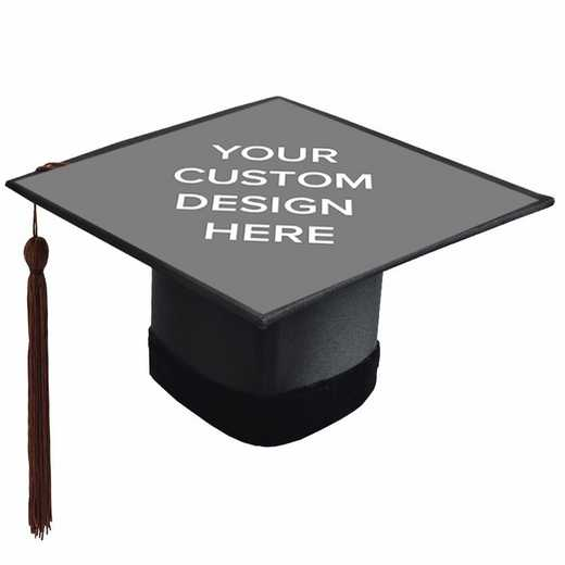 Custom Graduation Cap Topper Decoration - Design it Yourself