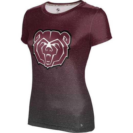 ProSphere Missouri State University Women's Performance T-Shirt (Ombre)
