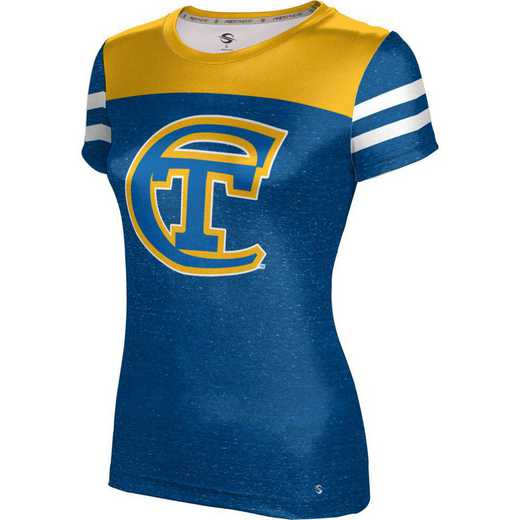 ProSphere New York City College of Technology Women's Performance T-Shirt (Gameday)