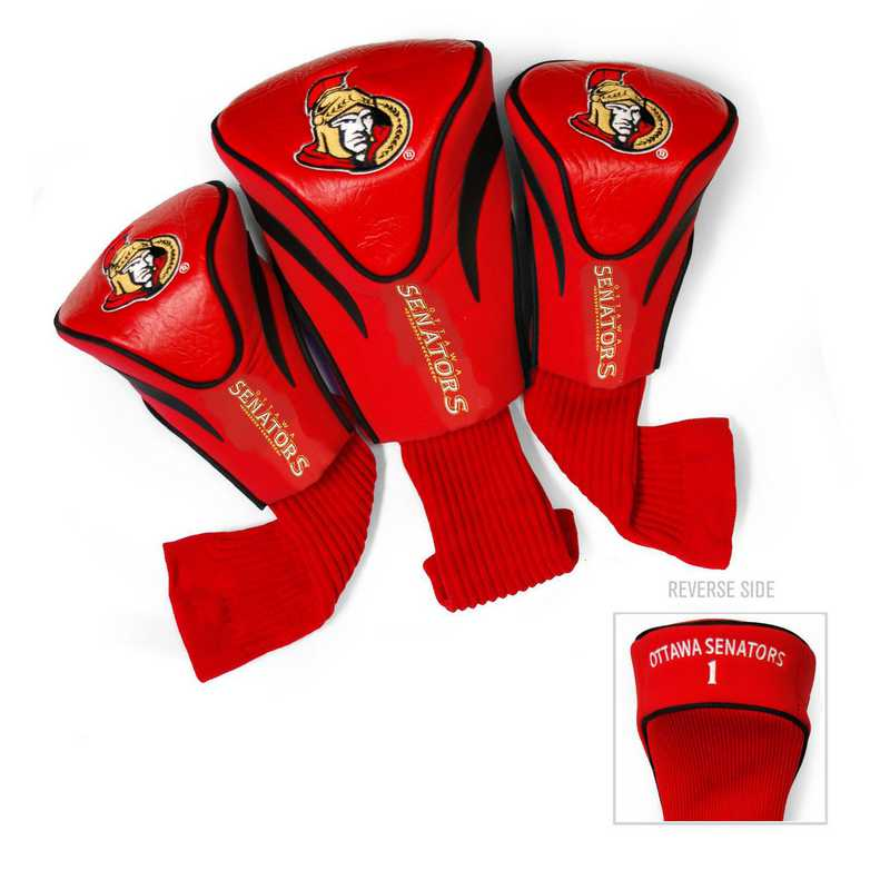 14994: 3 PKContour Head Covers Ottawa Senators