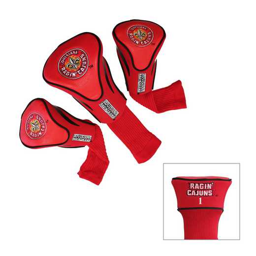 60794: 3 PKContour Head Covers Louisiana - Lafayette