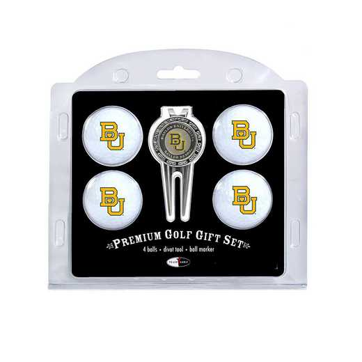 46906: 4 Golf Ball And Divot Tool Set Baylor Bears