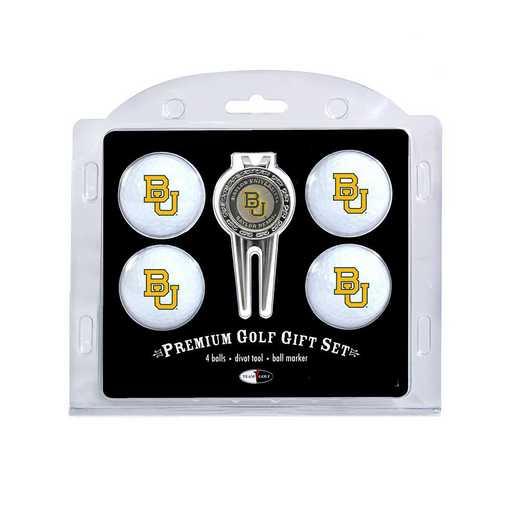 46906: 4 Golf Ball And Divot Tool Set Baylor Bears