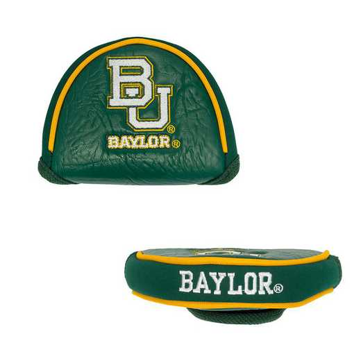 46931: Golf Mallet Putter Cover Baylor Bears