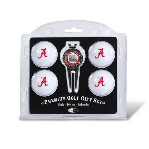 20106: 4 Golf Ball And Divot Tool Set Alabama Crimson Tide
