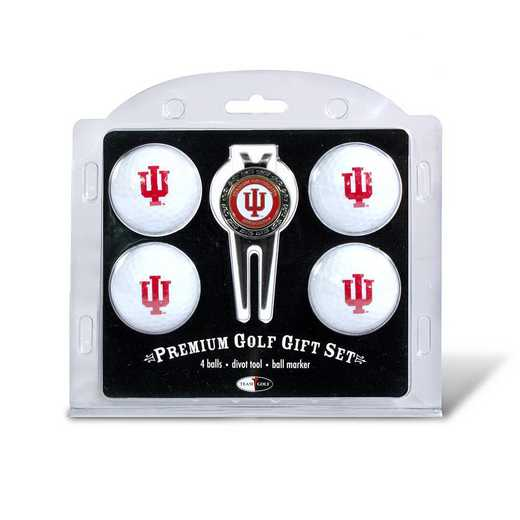 21406: 4 Golf Ball And Divot Tool Set Indiana Hoosiers