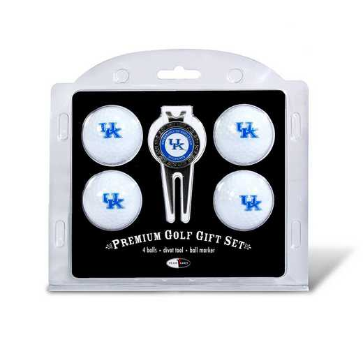 21906: 4 Golf Ball And Divot Tool Set Kentucky Wildcats