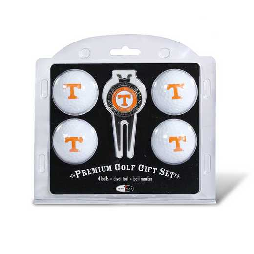 23206: 4 Golf Ball And Divot Tool Set Tennessee Volunteers