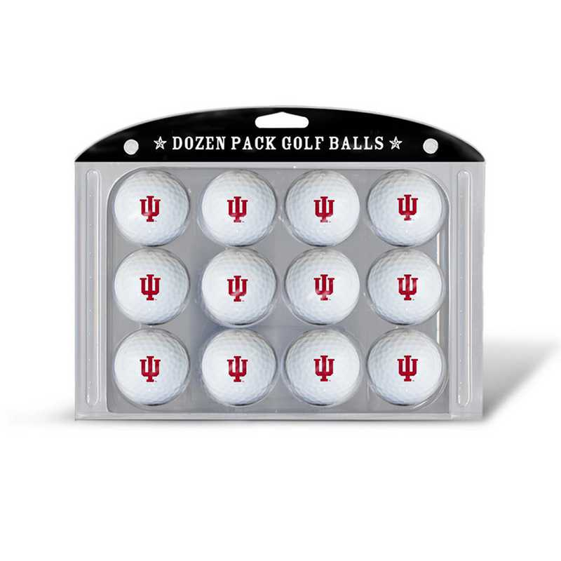 21403: Golf Balls, 12 Pack Indiana Hoosiers