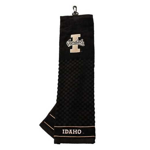 46410: Embroidered Golf Towel Idaho