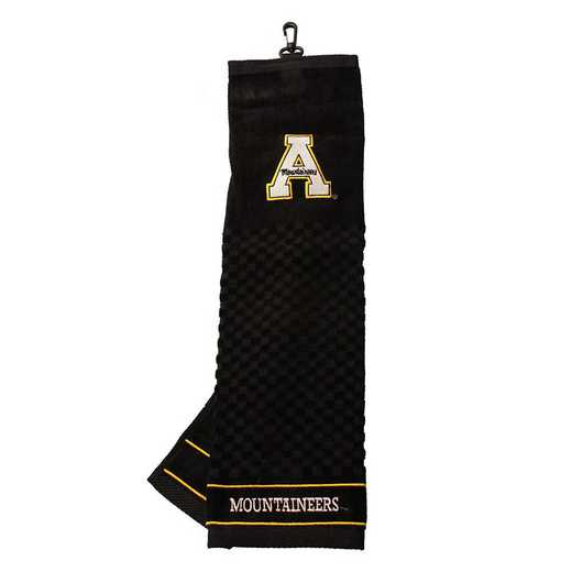 75310: Embroidered Golf Towel Appalachian St
