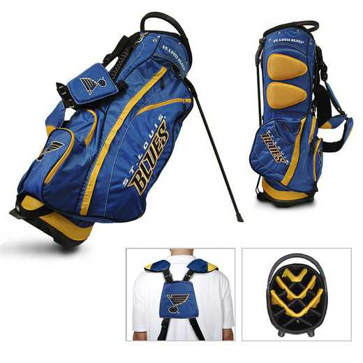 15428: Fairway Golf Stand Bag St Louis Blues