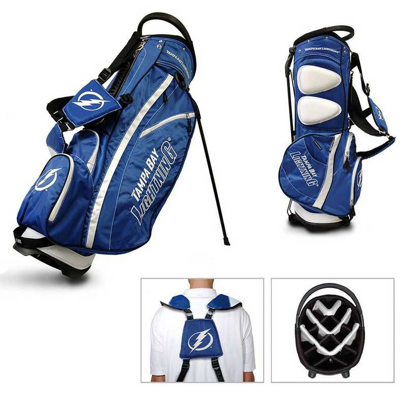 15528: Fairway Golf Stand Bag Tampa Bay Lightning