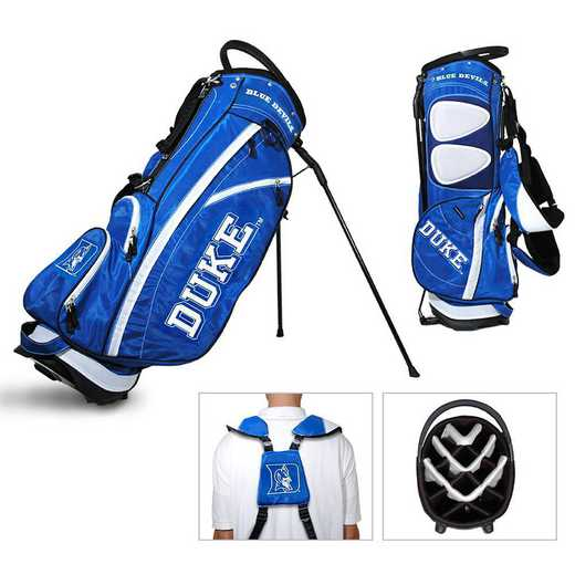20828: Fairway Golf Stand Bag Duke Blue Devils