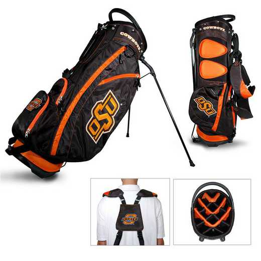 24528: Fairway Golf Stand Bag Oklahoma State Cowboys