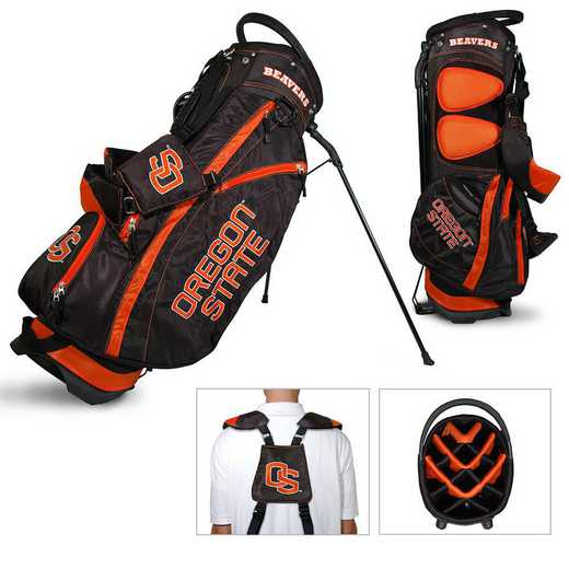 27428: Fairway Golf Stand Bag Oregon State Beavers