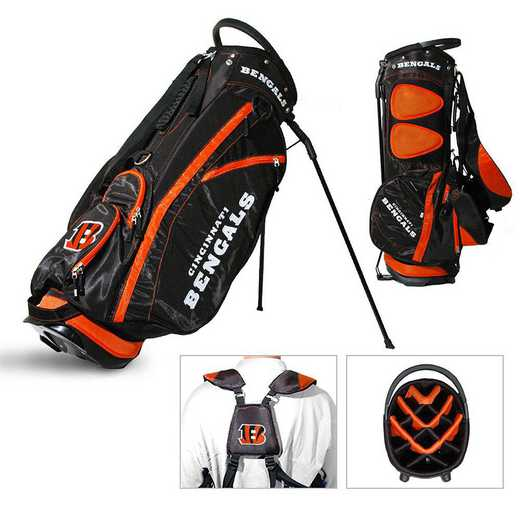 30628: Fairway Golf Stand Bag Cincinnati Bengals