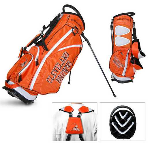 30728: Fairway Golf Stand Bag Cleveland Browns