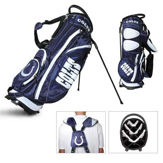 31228: Fairway Golf Stand Bag Indianapolis Colts