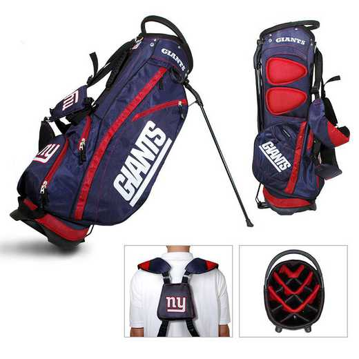 31928: Fairway Golf Stand Bag New York Giants