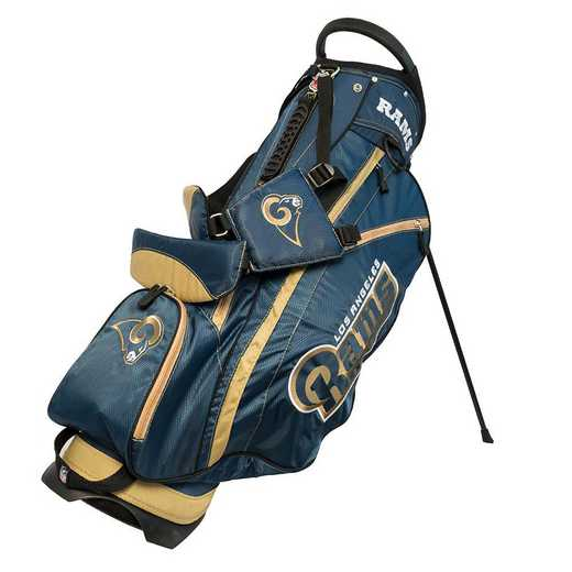 32528: Fairway Golf Stand Bag Los Angeles Rams