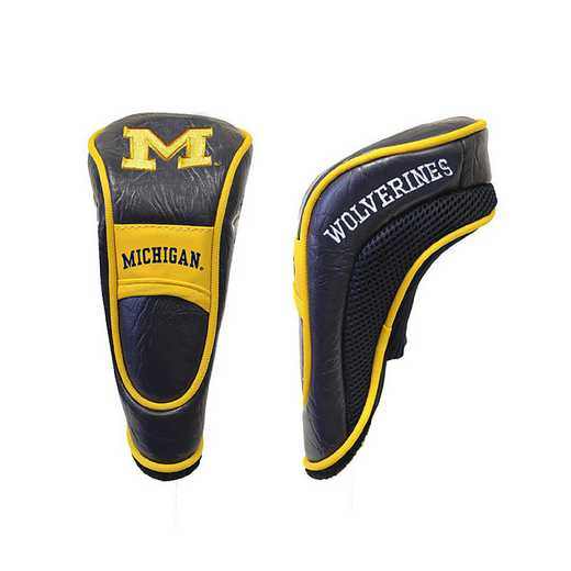 22266: Hybrid Head Cover Michigan Wolverines